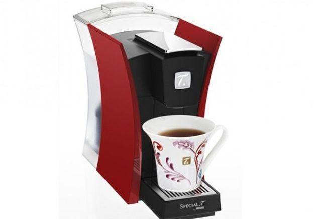 La machine pour faire le thé