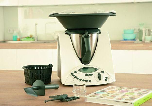 Le robot qui cuisine à votre place