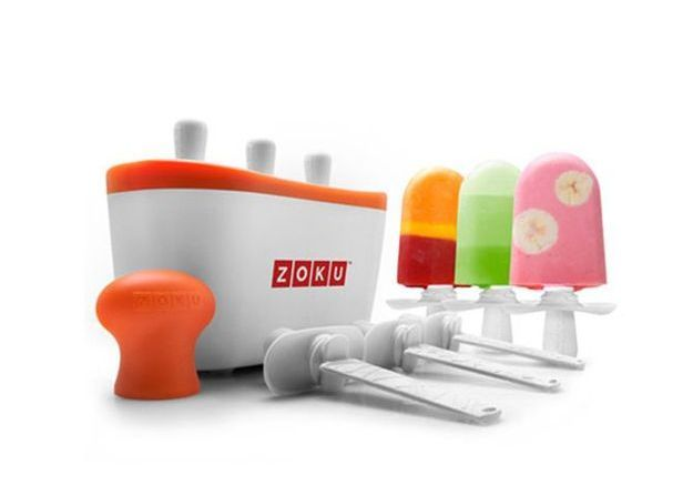 Les accessoires pour glaces