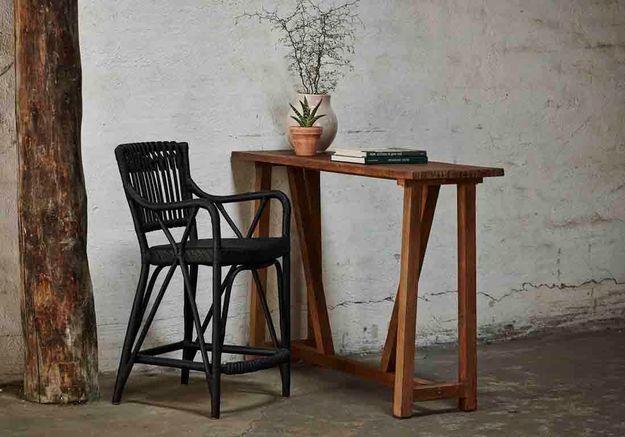 tabouret de bar d couvrez nos mod les pr f r s elle d coration. Black Bedroom Furniture Sets. Home Design Ideas