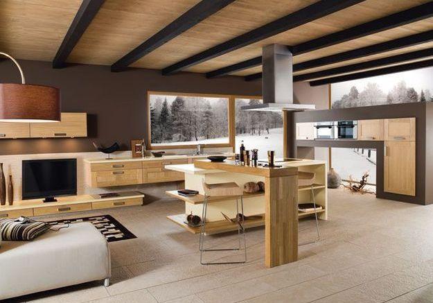 Une cuisine monobloc au top !
