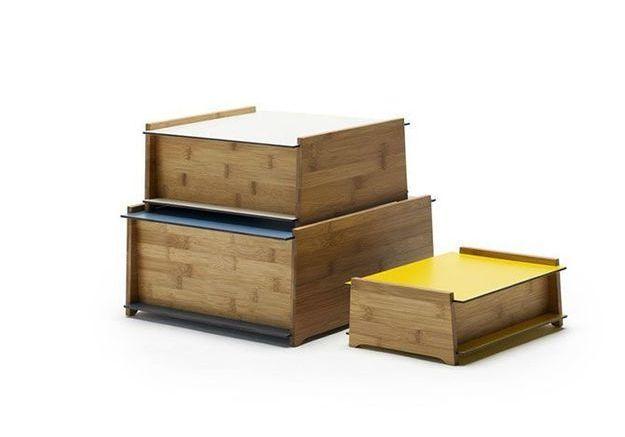 des espaces de rangements optimis s elle d coration. Black Bedroom Furniture Sets. Home Design Ideas