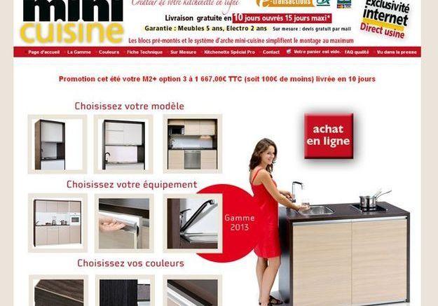Mini cuisine.com, le plus pratique côté cuisine