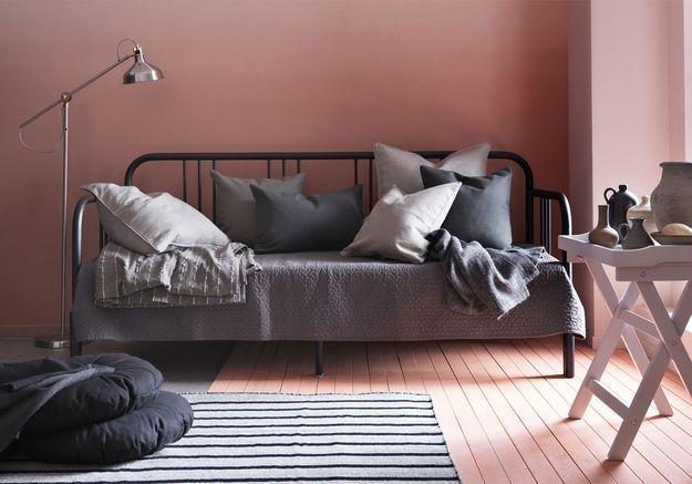 Canapé convertible IKEA