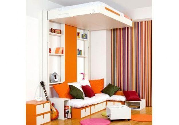 Pour meubler un 15 m²