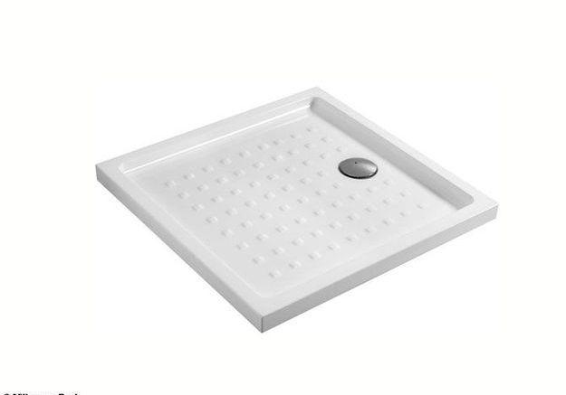 Les matériaux basiques pour un receveur de douche