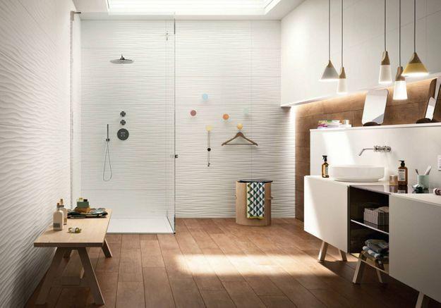 Salle de bains design digne d'un catalogue