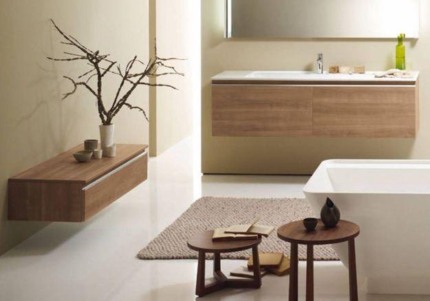 Salle de bains design relaxante
