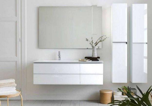 Salle de bains design ultra minimaliste