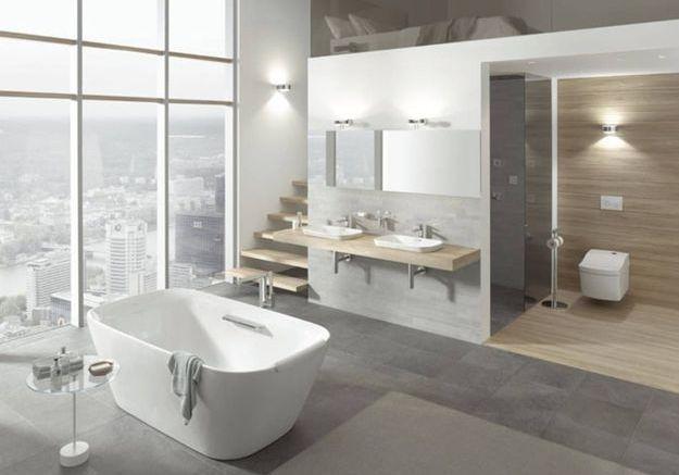 Salle de bains design XXL