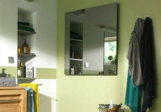Agrandissez l'espace avec un miroir