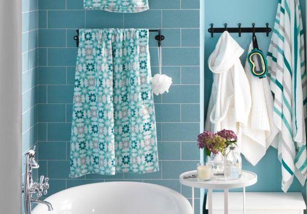 15 idées pour relooker sa salle de bains sans se ruiner - Elle ...