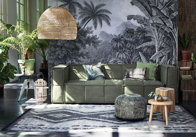 Adopter le style jungle chic
