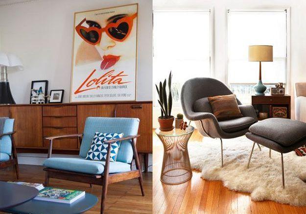 5 styles vintage à copier - Elle Décoration
