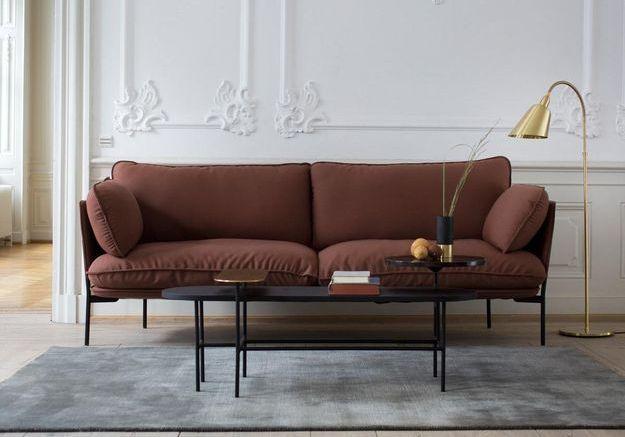 Le canapé « Cloud » de Luca Nichetto pour &Tradition