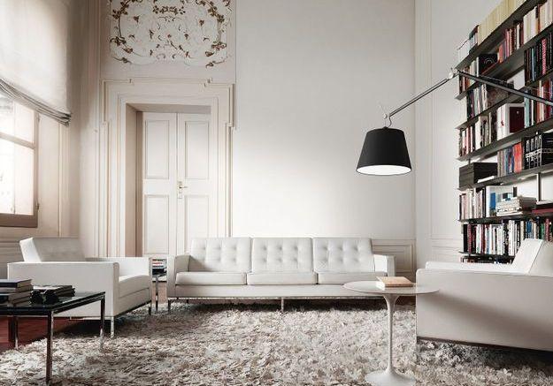 Le canapé Florence Knoll pour Knoll
