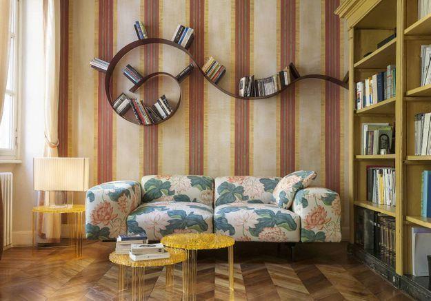 Le canapé « Largo » de Piero Lissoni pour Kartell