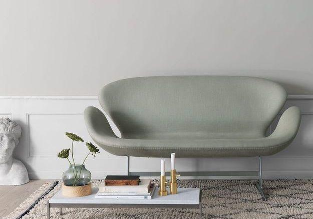 Le canapé « Swan » de Fritz Hansen