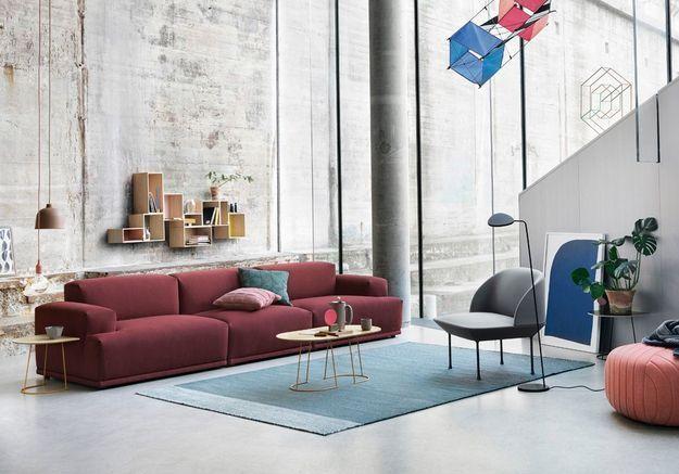 Le canapé cocooning ou l'arme fatale d'un salon cosy