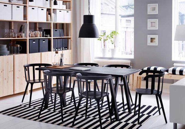 Chaise design Ikea