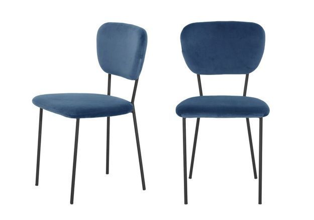 chaise design pas ch re d couvrez notre s lection prix doux elle d coration. Black Bedroom Furniture Sets. Home Design Ideas