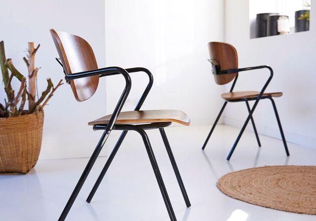 Chaise design pas chère originale