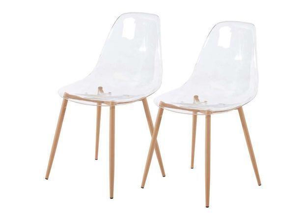 Chaise design Rendez Vous Déco