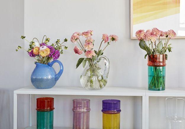 Un vase dépaysant pour une déco douillette