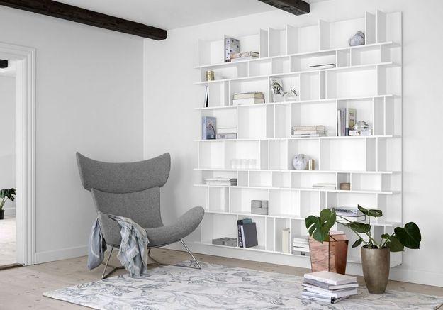 Optimisez l'espace avec ces bibliothèques aussi belles que pratiques