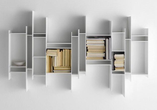 Bibliothèque MDF Italia
