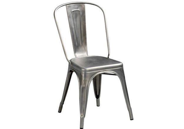 La chaise Tolix