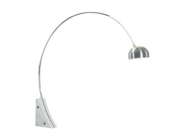 Le lampadaire Arco