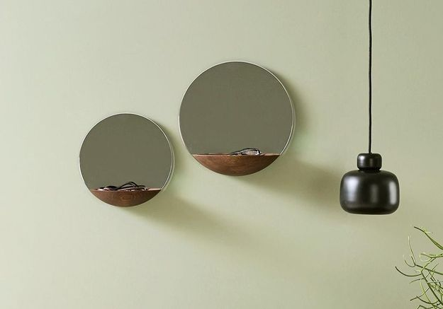 Miroir design Woud