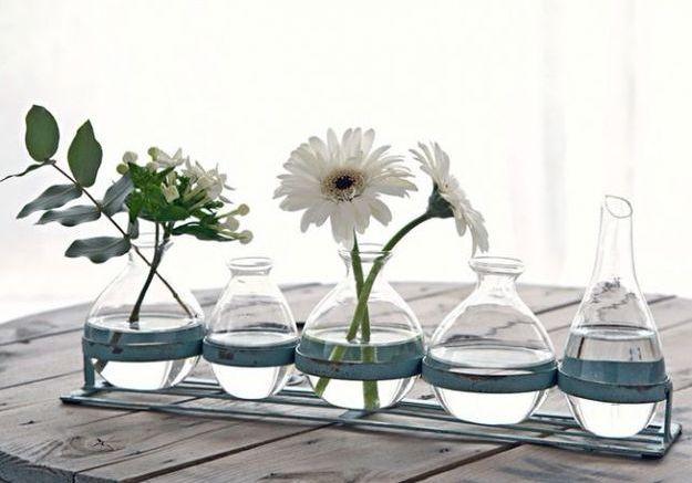 Vase : on craque pour le soliflore, et vous ?