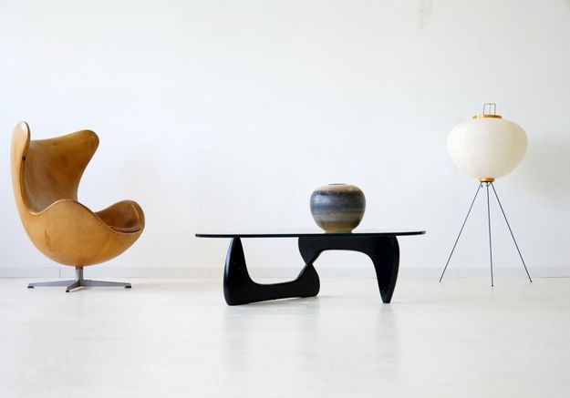 La table « IN 50 » ou « Coffee Table » de Isamu Noguchi pour Hermann Miller