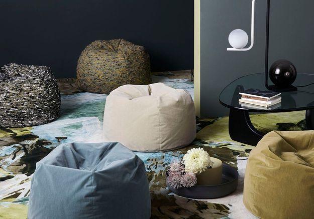 Merveilleux Le Pouf Design Quu0027il Vous Faut Est ...