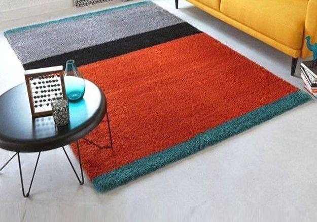 Un tapis à poils longs à 99€