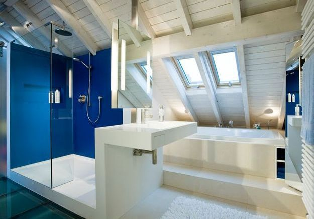 8 Agencements Astucieux Pour La Salle De Bains Elle Decoration