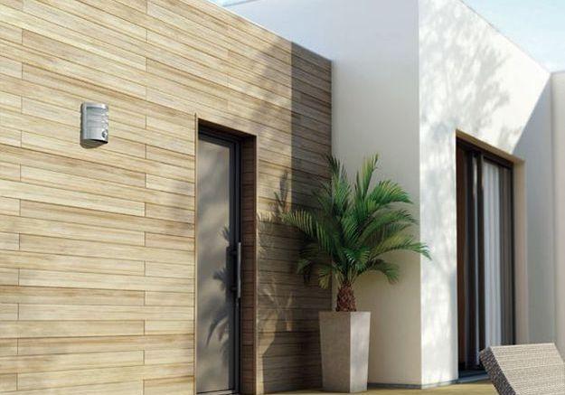 Astuces pour soigner l 39 ext rieur de sa maison elle d coration - Entree exterieure maison contemporaine ...