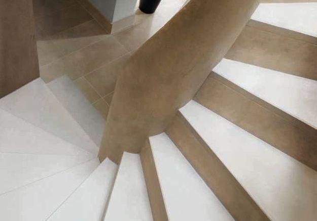 Le colimaçon : bien plus qu'un escalier, il embellit considérablement un espace
