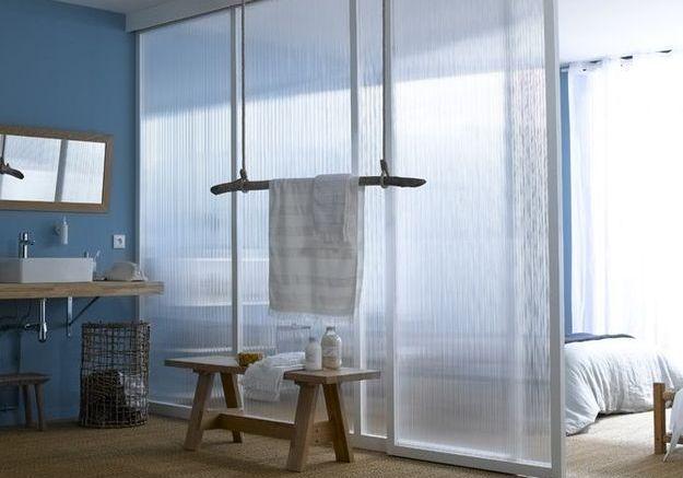 cloisonner sans travaux c est possible elle d coration. Black Bedroom Furniture Sets. Home Design Ideas