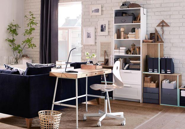 Penser aux meubles à proximité du bureau