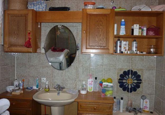 Exemple de home staging : la salle de bains