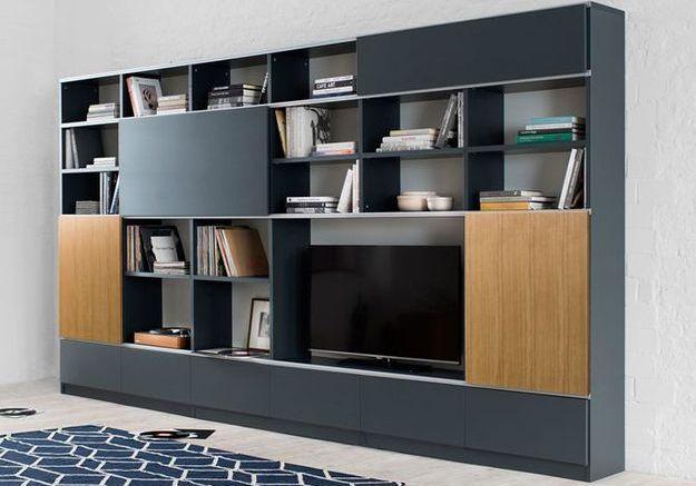 un meuble tv sur mesure chez hem