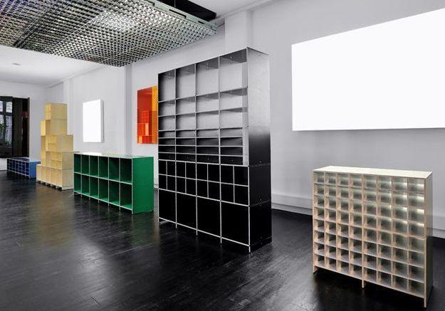 Une bibliothèque sur-mesure chez Bespoke Edition