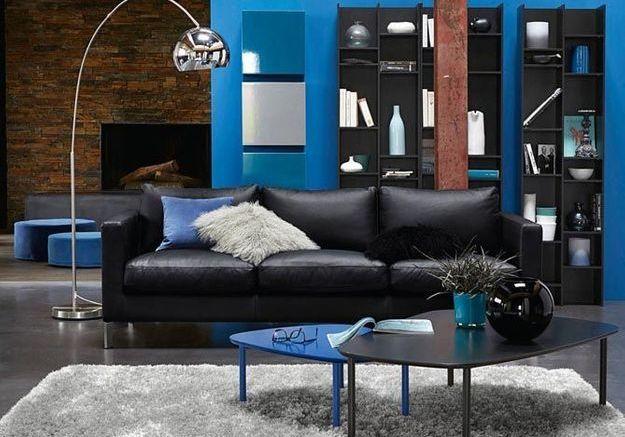 Le bleu, couleur de l'apaisement