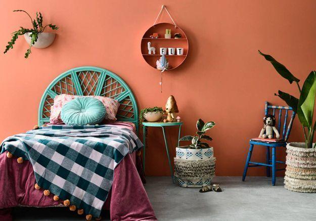 Des coussins déco de formes et de couleurs différentes