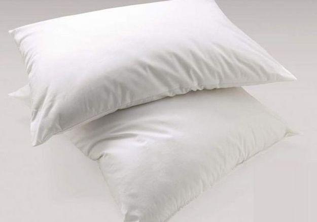 L'oreiller anti-transpiration