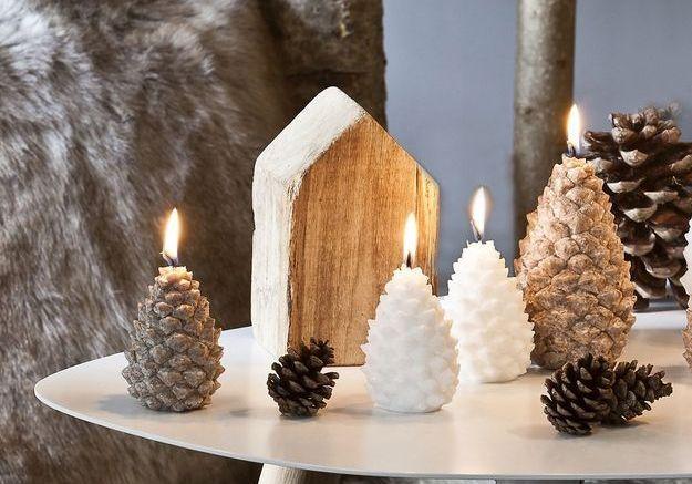 Des bougies pour toutes les pièces