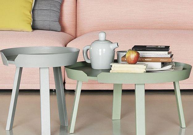 Des meubles et objets aux courbes chaleureuses
